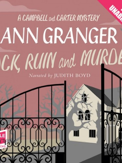 Rack, Ruin and Murder Cover