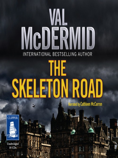 Karen Pirie Book 3: The Skeleton Road Cover