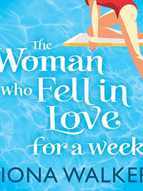 The Woman Who Fell In Love For A Week Cover