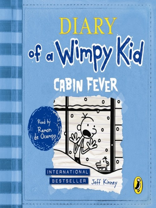 Cabin Fever (diary of A Wimpy Kid Book 6) Cover