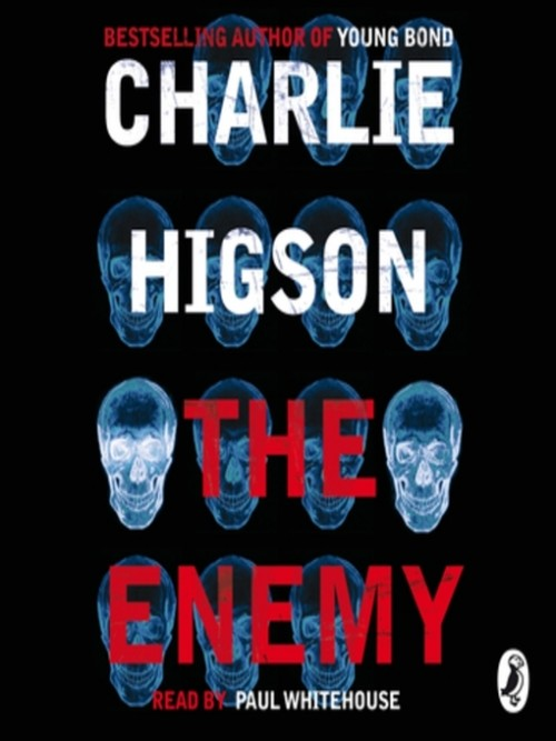 The Enemy Series, Book 1 Cover