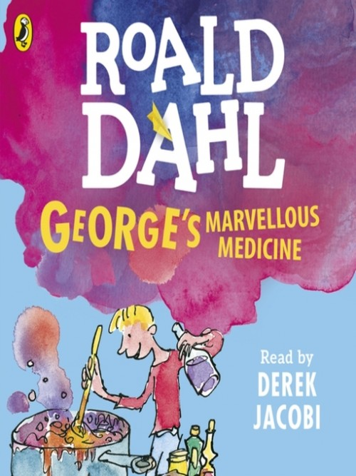George's Marvellous Medicine Cover