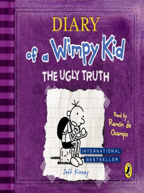 The Ugly Truth (diary of A Wimpy Kid Book 5) Cover