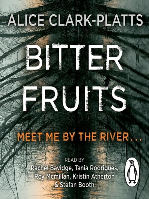 DI Erica Martin Series Book 1: Bitter Fruits Cover