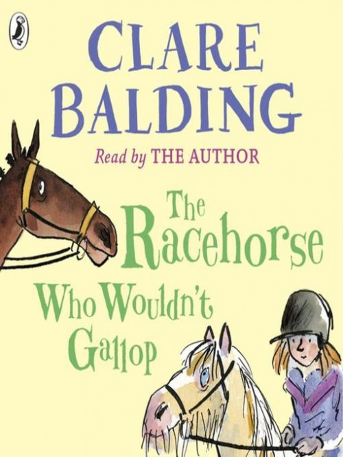 Charlie Bass Series Book 1: The Racehorse That Wouldn't Gallop Cover