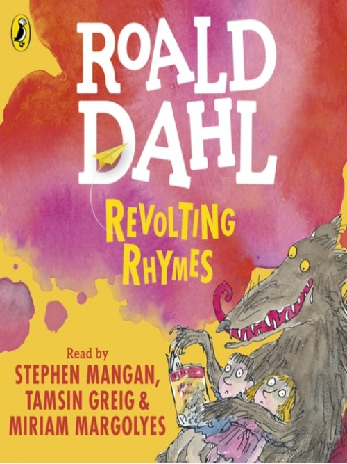 Revolting Rhymes Cover