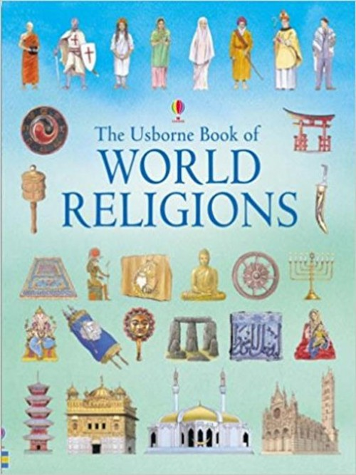 The Usborne Books of World Religions Cover
