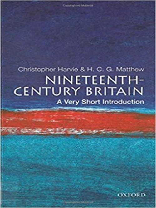 Nineteenth-century Britain: A Very Short Introduction Cover