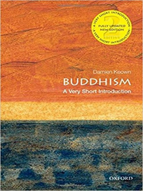 Buddhism: A Very Short Introduction Cover