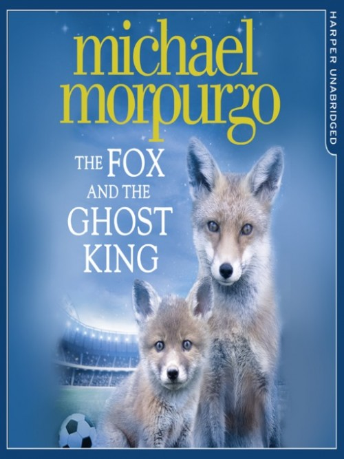 The Fox and the Ghost King Cover