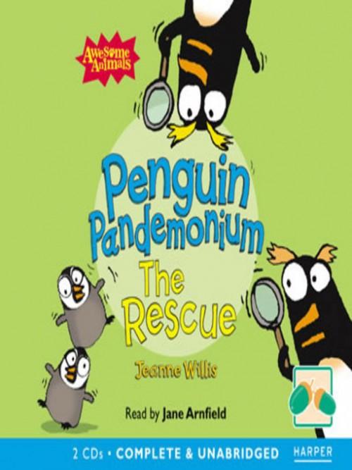 Penguin Pandemonium: The Rescue Cover