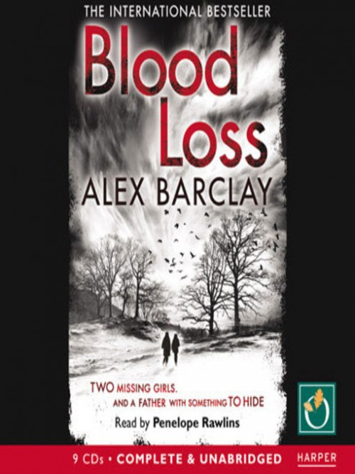Ren Bryce Book 3: Blood Loss Cover