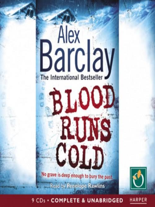 Ren Bryce Book 1: Blood Runs Cold Cover