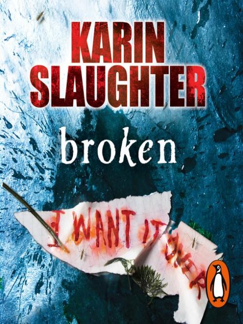 Georgia Series Book 2: Broken Cover
