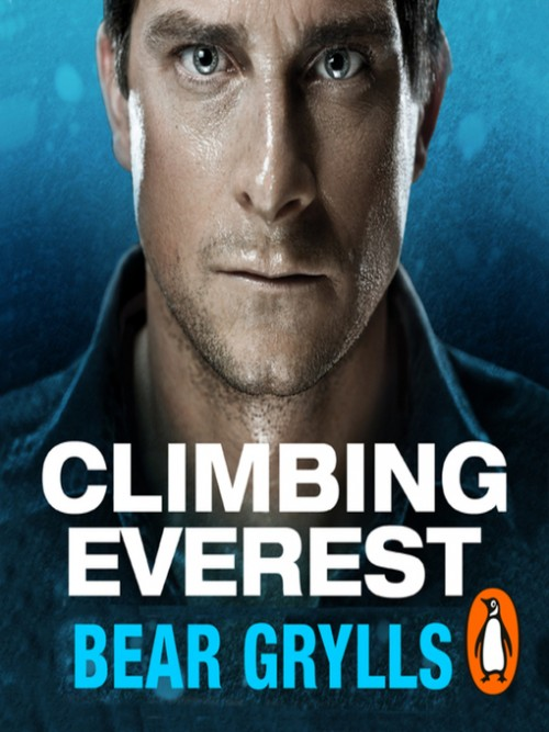 Climbing Everest Cover