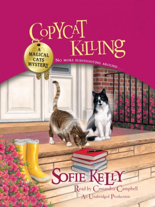 Magical Cats Mystery 3: Copycat Killing Cover
