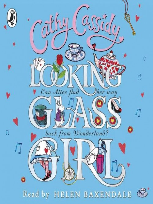 Looking Glass Girl Cover