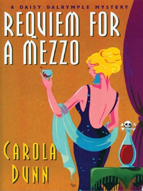 Daisy Dalrymple Book 3: Requiem For A Mezzo Cover