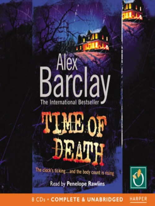 Ren Bryce Book 2: Time of Death Cover