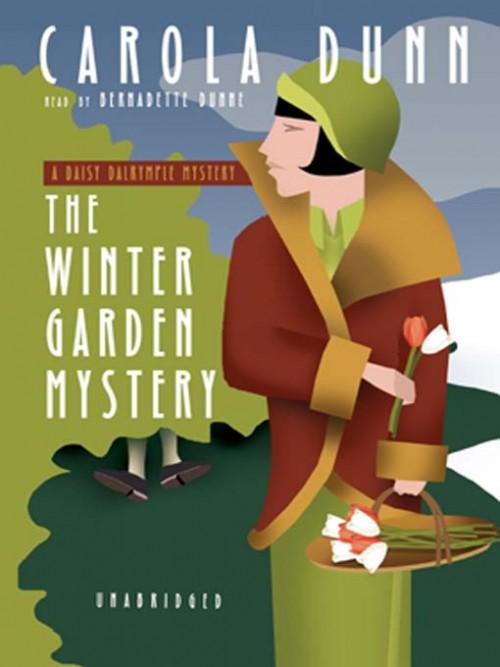 Daisy Dalrymple Book 2: The Winter Garden Mystery Cover