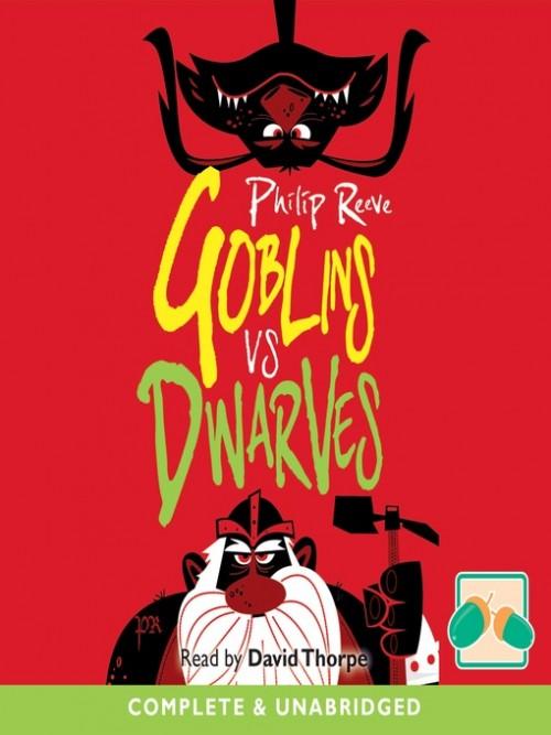 Goblins Vs Dwarves Cover