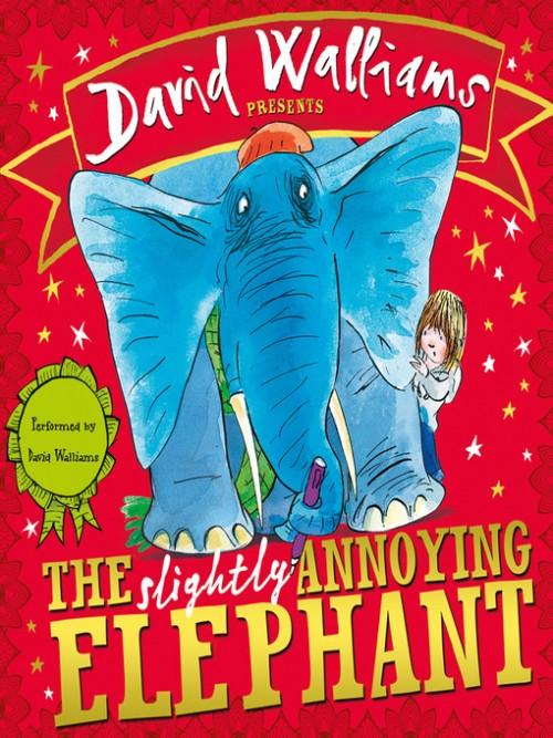 The Slightly Annoying Elephant Cover