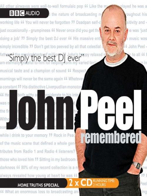 John Peel Remembered Cover