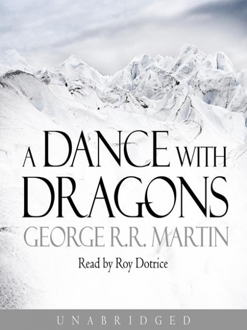 A Song of Ice and Fire Series Book 5: A Dance With Dragons Cover