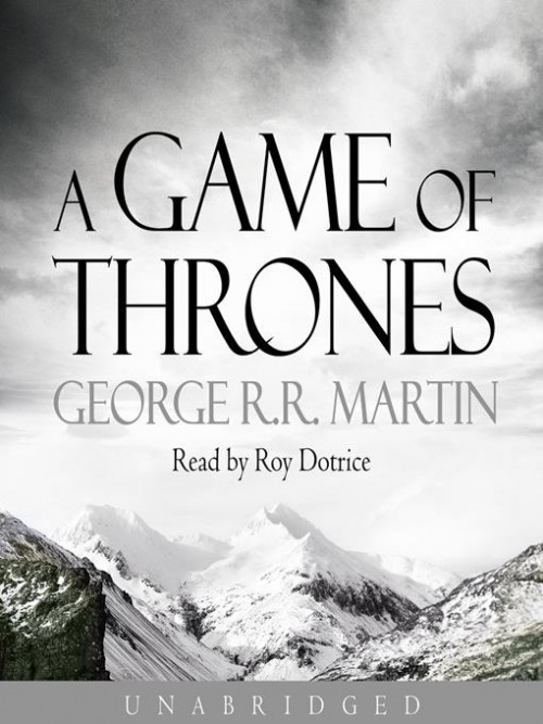 A Song of Ice and Fire Series Book 1: Game of Thrones Cover
