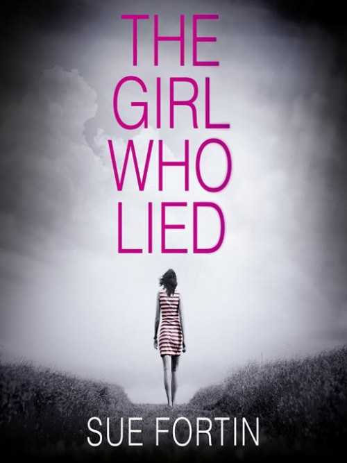 The Girl Who Lied Cover