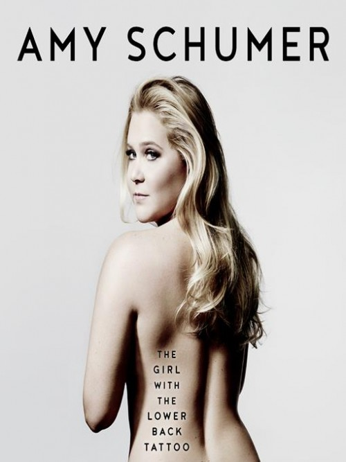 The Girl With the Lower Back Tattoo Cover