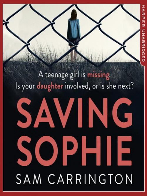 Saving Sophie Cover