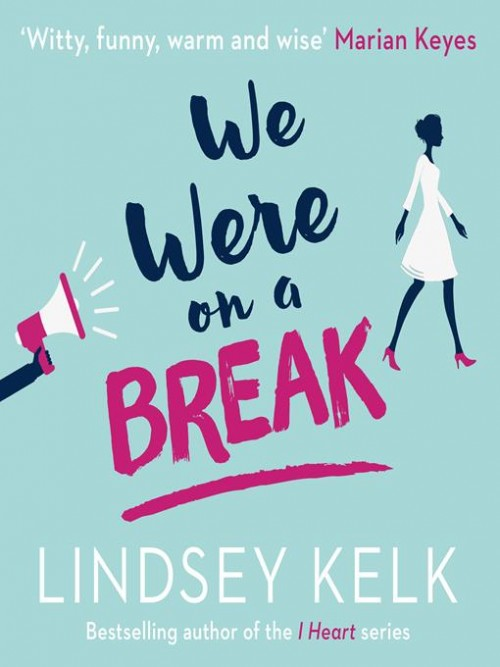 We Were On A Break Cover