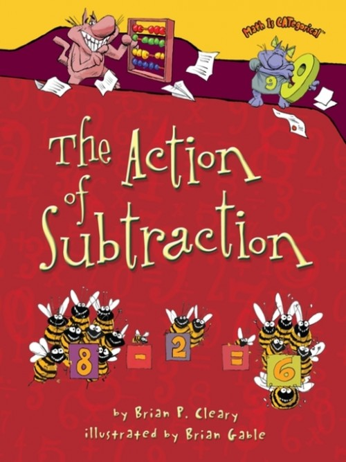 The Action of Subtraction Cover