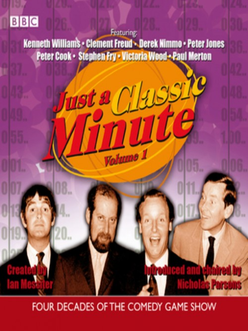 Just A Classic Minute Cover