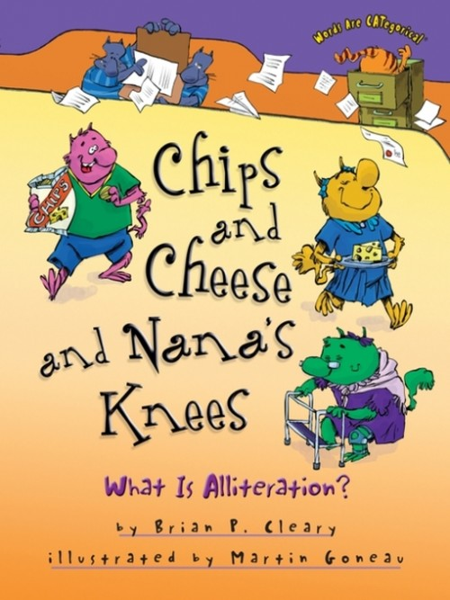 Chips, Cheese and Nana's Knees Cover