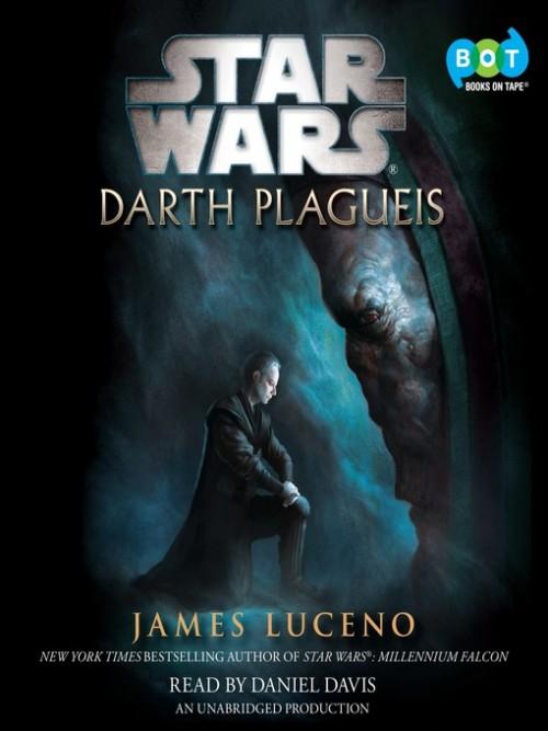 Star Wars: Darth Plagueis Cover