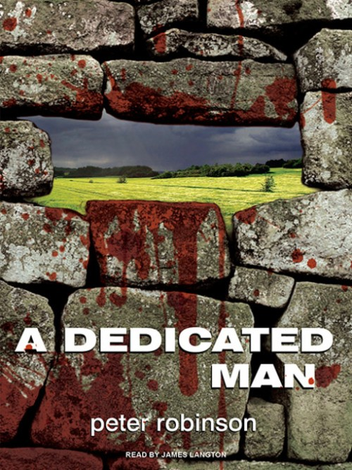 Chief Inspector Banks Book 2: A Dedicated Man Cover