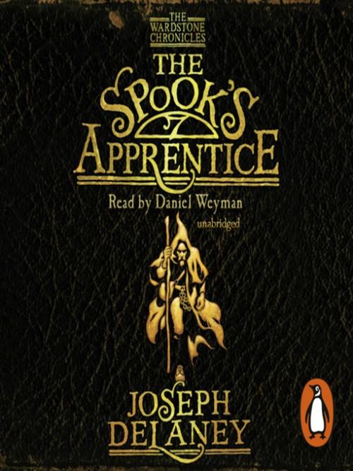 The Last Apprentice Book 1: The Spook's Apprentice Cover