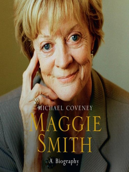 Maggie Smith: A Biography Cover