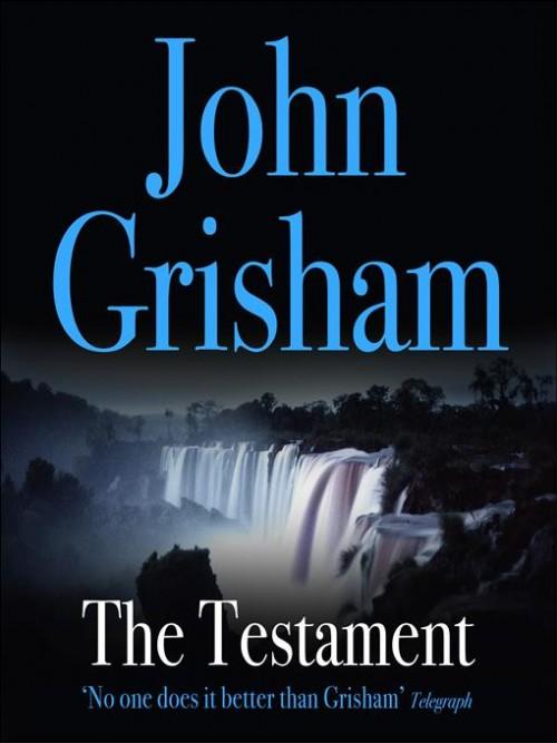 The Testament Cover