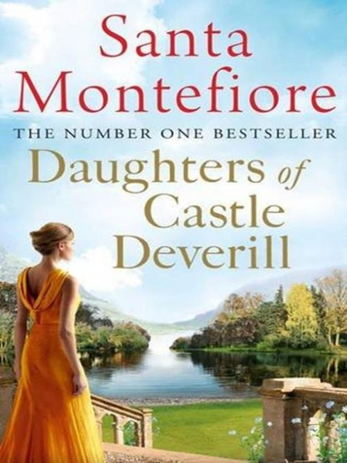 The Deverill Chronicles Book 2: Daughters of Castle Deverill Cover