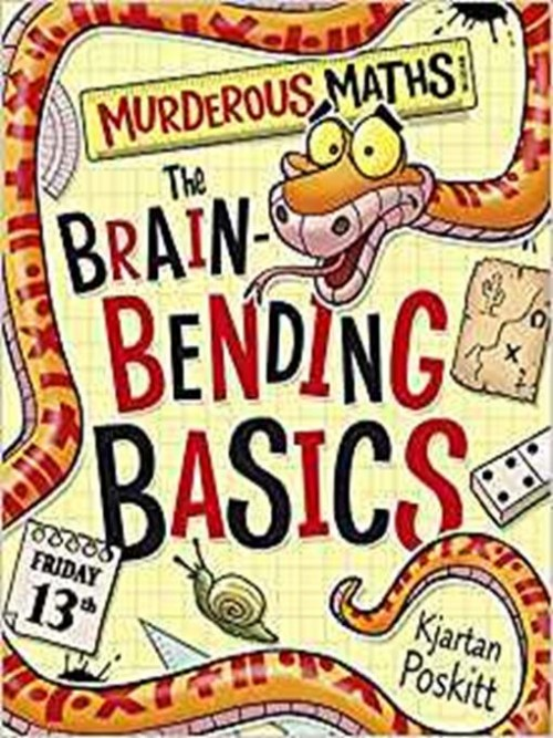 Murderous Maths: The Brain-bending Basics Cover