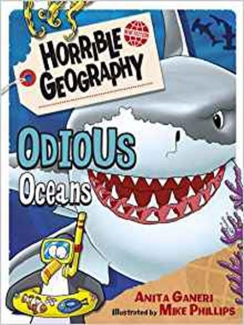 Horrible Geography: Odious Oceans Cover