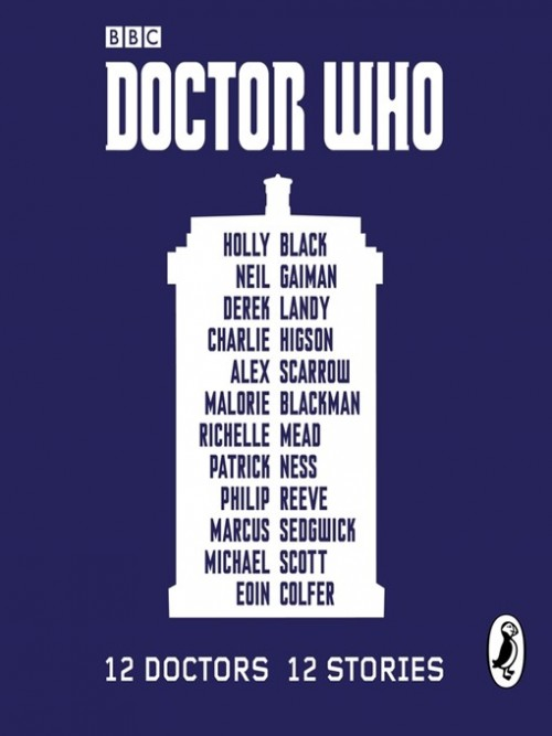 Doctor Who: 12 Doctors 12 Stories Cover