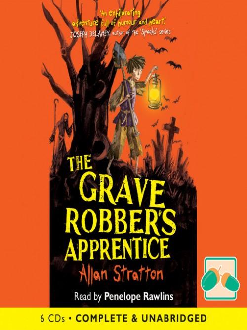 The Grave Robber's Apprentice Cover
