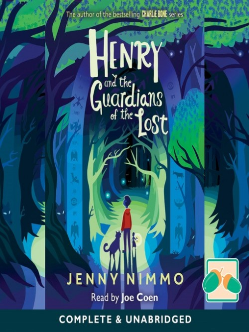 Henry and the Guardians of the Lost Cover