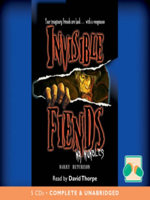 Invisible Fiends: Mr Mumbles Cover