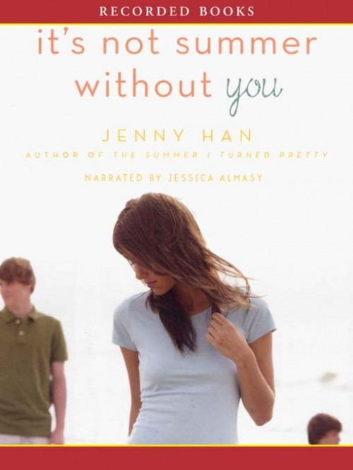 The Summer I Turned Pretty Book 2: It's Not Summer Without You Cover