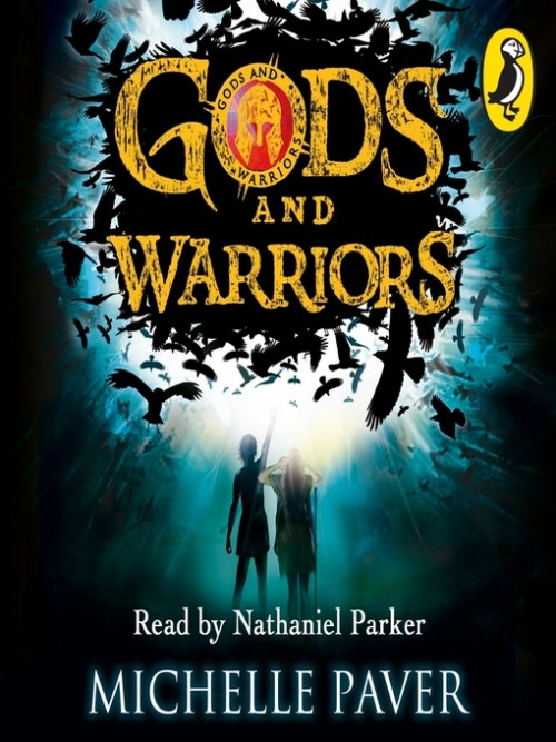 Gods and Warriors Book 1: The Outsiders Cover